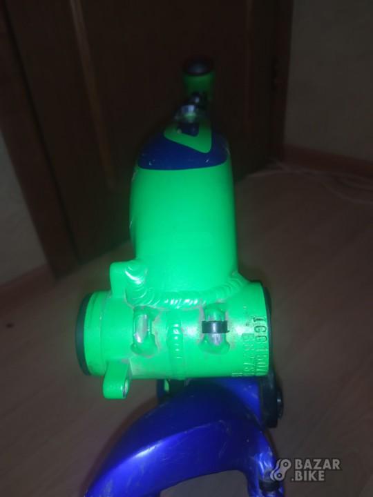 Рама Corratec Inside Link 27,5er M + амортизатор Manitou Radium Expect