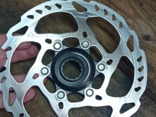 Ротор Shimano SLX RT68-M 180 мм