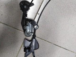 Задний переключатель Shimano Altus RD-M370 9sp