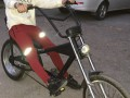 Велочоппер Novatrack Starley Custom