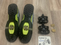 Велоботинки контактные Specialized 2FO 44EUR + педали Time Atac MX4