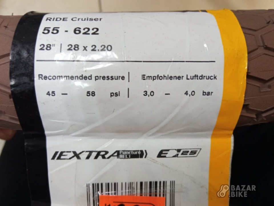 Покрышка Continental Ride Cruiser 28/29×2,2 55-622 (новая)