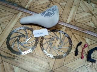 Роторы Tektro/Avid 180мм