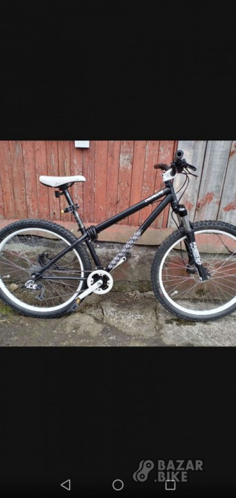 Specialized P.2 Cr-Mo 26er L