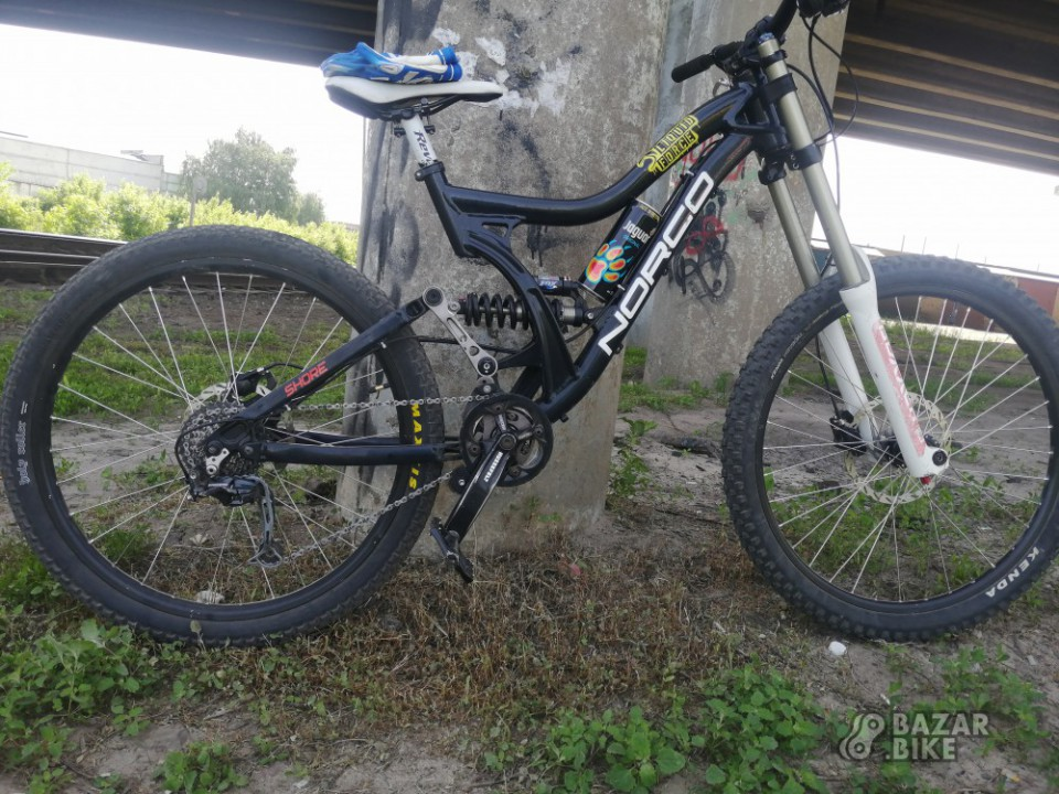 Norco Shore 26er M / Norco Rampage 26er M
