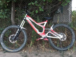 Рама Specialized Demo 8 26 L 2011