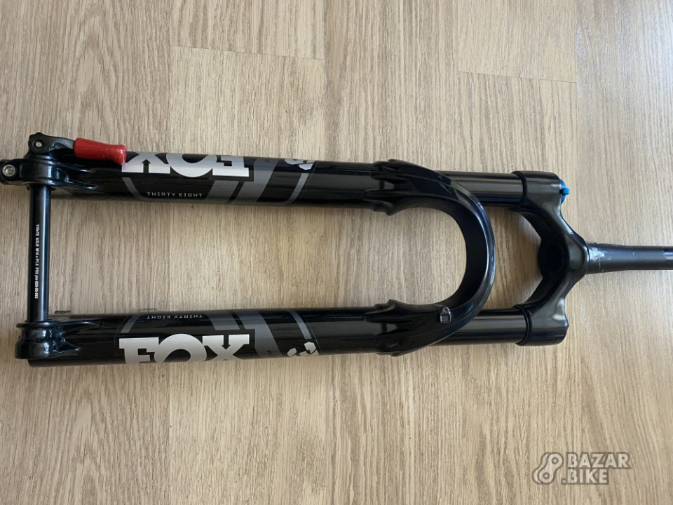 Вилка 27,5 Fox 38 Performance FLOAT GRIP 180мм