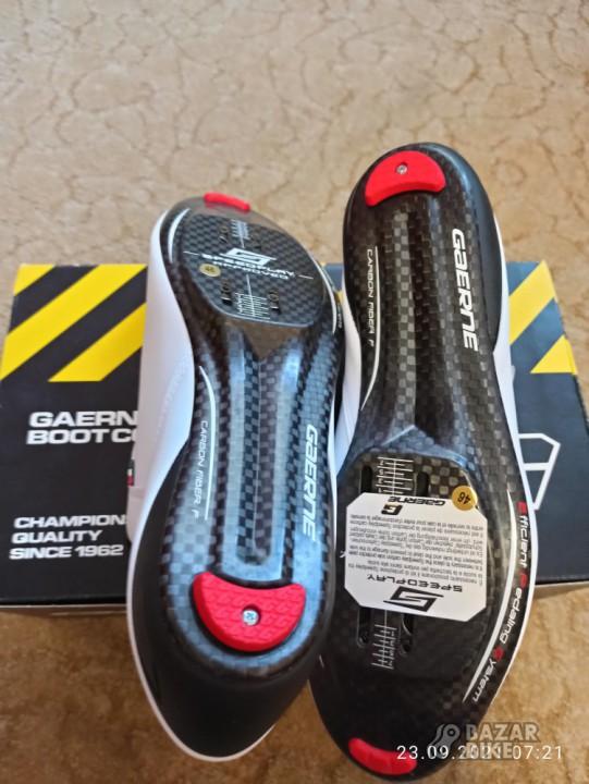 Велотуфли контактные Gaerne Speedplay G. Chrono 46EUR (новые)