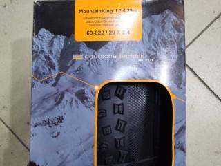 Покрышка Continental Mountain King II 29×2,4 / Michelin Wild Mud 29×2,0 / Vee Rubber 29×2,1 (новая)