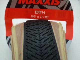 Покрышка Maxxis DTH 26x2.30 (новая)