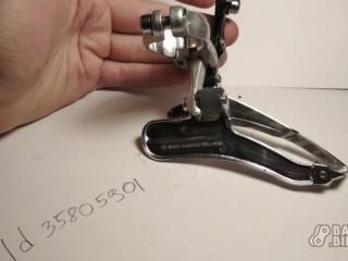 Переключатель передний Shimano LX FD-M452 3ск