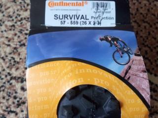 Покрышка Continental Survival ProTectionl 26x2.3 (новая)