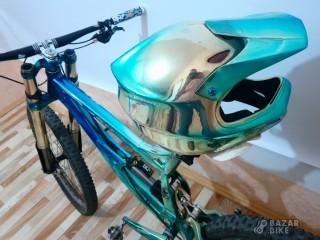 Окрашивание / Хромирование велосипедов в Краснодаре