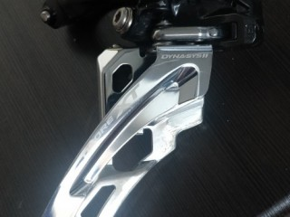 Передний переключатель Shimano Deore XT FD M8000-H 3x11s