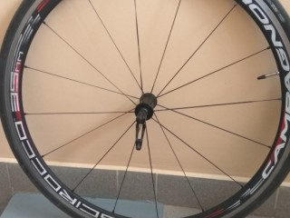 Шоссейное колесо  28 Campagnolo Scirocco 35mm