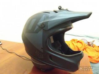 Шлем Fox Racing Rampage Landi