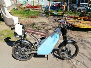 Электровелосипед Custom Denzel D7500