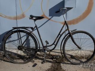 Ретро велосипед Mifa (по втулке 1948 год)