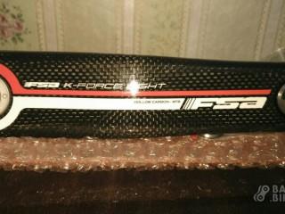 Система FSA K-Forse Light Carbon 170мм 27/39t (новая)