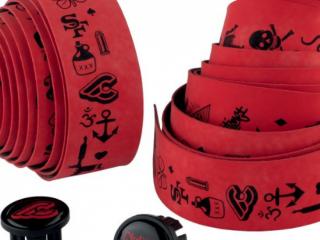 Обмотка руля Cinelli mike giant velvet RED