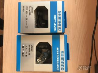 Переключатель задний Shimano ZEE M640 Shadow+ FR (новый)