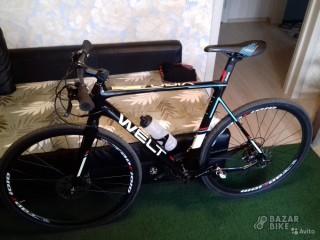 Велосипед Welt Vigo 18