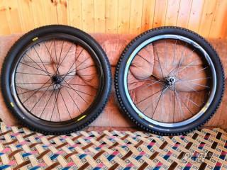 Колёса 27,5 Mavic XA Pro Carbon 100x15/142x12 (новые)