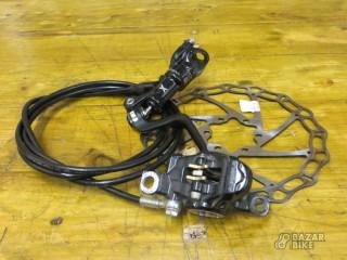Задний гидравлический тормоз Formula RX + ротор