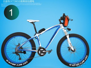 Электровелосипед-XT390