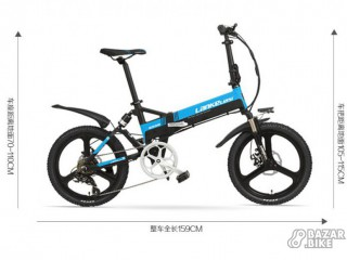 Электровелосипед-G550