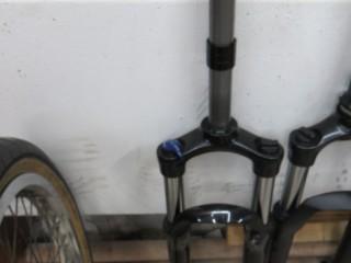 Новые вилки на любой размер колёс.