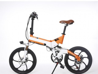 Электровелосипед-SY-205
