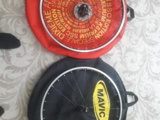 Вилсет 26 XC SunRingle City Flea QR / Sun Rims 0 XC + кассета Sram X9 (новый)