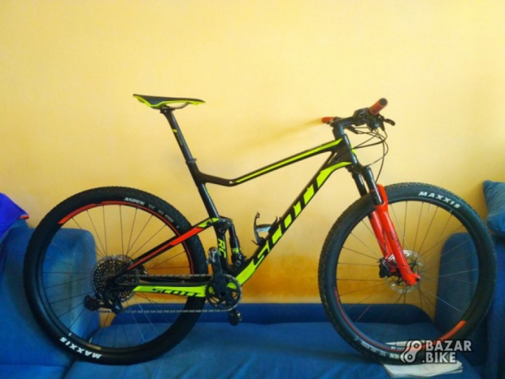 Scott Spark 900 RC World Cup