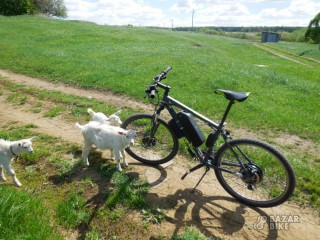 Электровелосипед Stern Energy М