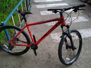 Mongoose Meteore 27.5 Comp 2016 L