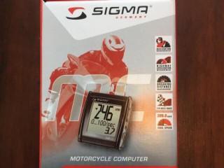 Мото вело компьютер sigma MC1812