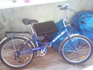 """Велосипед типа """"Салют"""""""