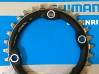 Звезда Shimano SLX M7000 30t