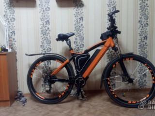 Электровелосипед Leisger MI5 48v 500w