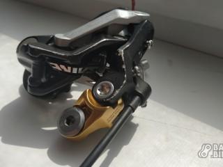 Переключатель задний Shimano Saint M810 GS Shadow 9ск