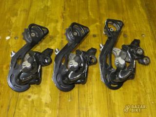 Задние переключатели Shimano XT