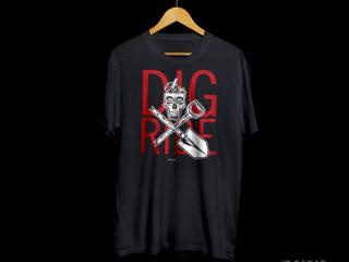 Футболка «Dig&Ride»