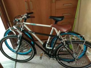 Городские велосипеды SE Bikes Tripel и Bourbon Pure City