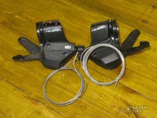 Комплект манеток Shimano Acera 3x9
