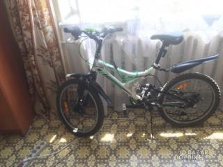Детский велосипед Maxxpro Sensor