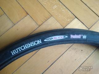 Комплект покрышек Hutchinson Topslick 2 26х1,2 + камеры Michelin C2