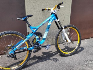 Рама Commencal Supreme DH M 2012 + амортизатор Fox RC4