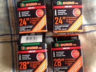 Комплект из 4 камер Duro 24/28'