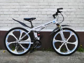 Tigr bike на литых дисках (новый)